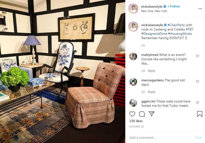 Nick-Olsen-best-interior-designer-instagram-accounts