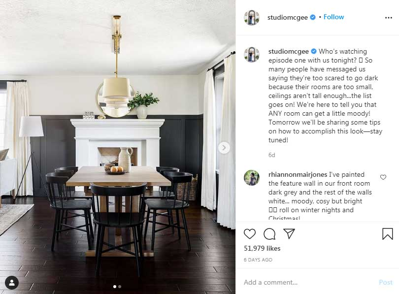 Syd-and-Shea -McGee-interior-designers-instagram