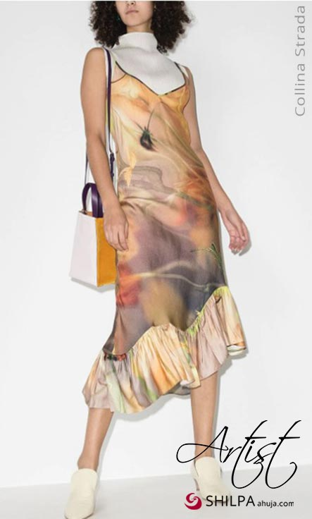 dress according to your personality artist