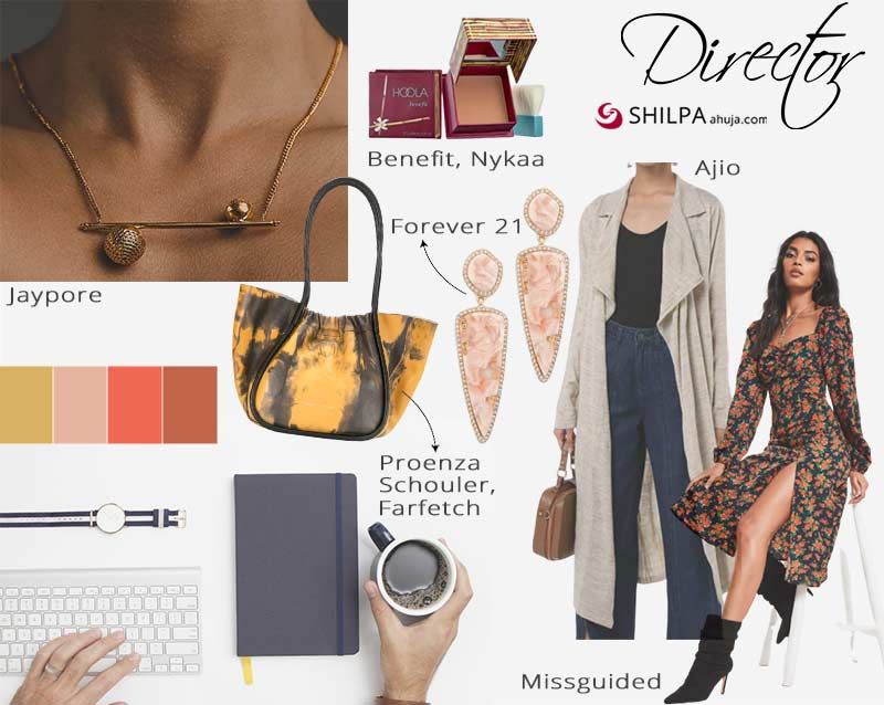 dress according to your personality director