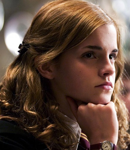 hermione granger friends relationships introvert personality
