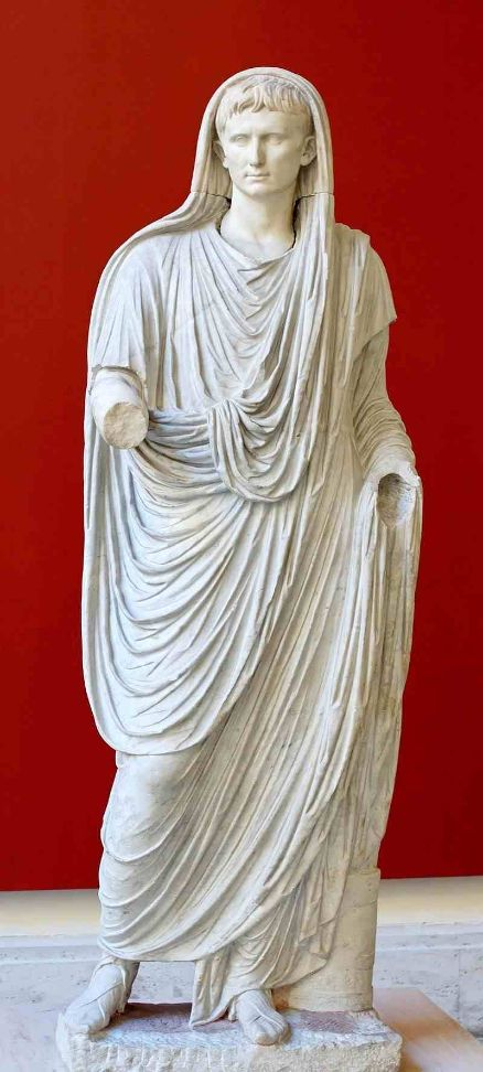 rome traditional fashion around the world toga king augustus