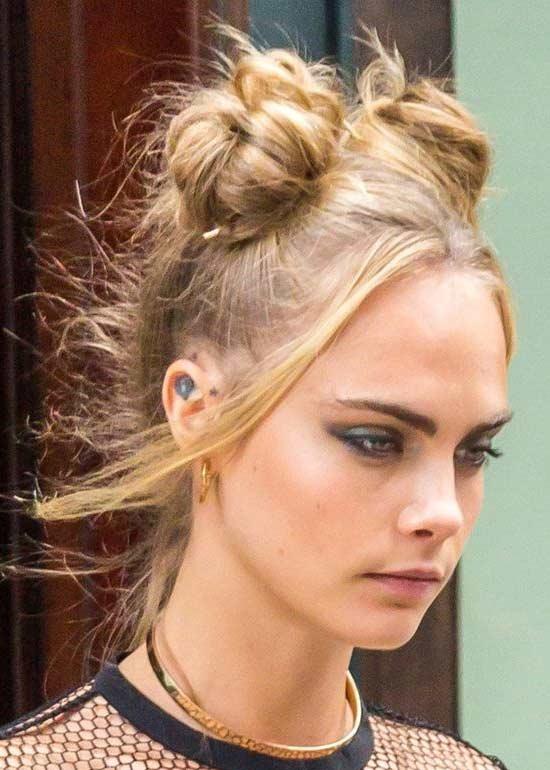 space-buns-cara-delevingne-wavy-hairstyles.jpg
