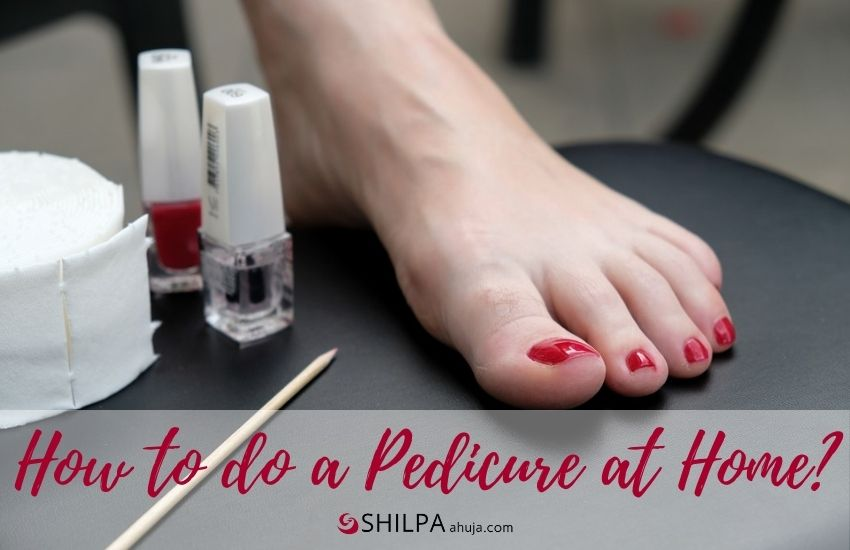 pedicure at home-feet-care-skin-hygiene-nail