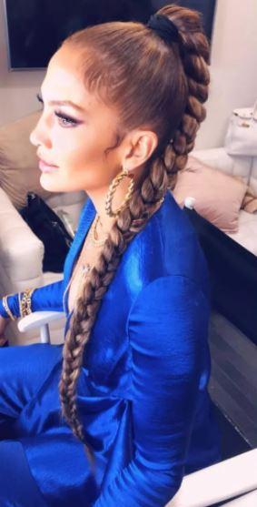 tessa-thomson-ways-to-style-long-hair-rope-braids