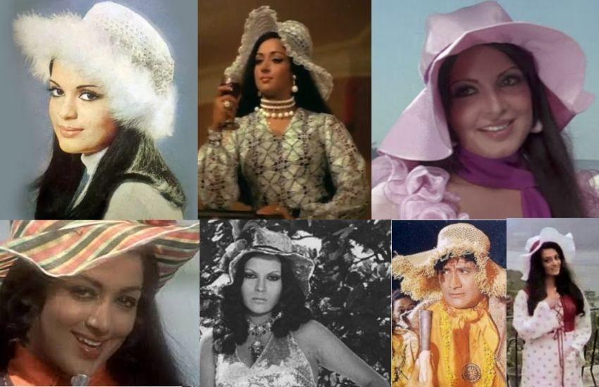 9-floppy hats-zeenat-aman-70s-bollywood-fashion-style