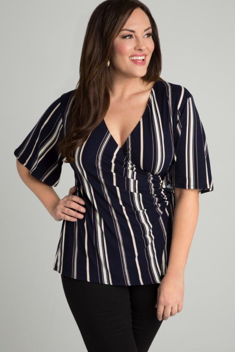 ruched-tops-design-to-hide-big-stomach