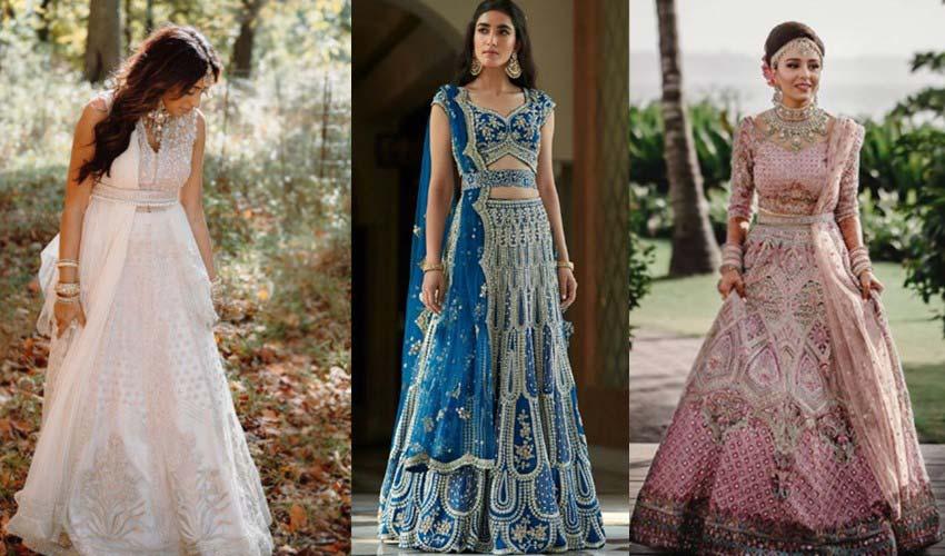 belted-lehenga-trends-riddhi-mehra-adarsh-falguni-shane