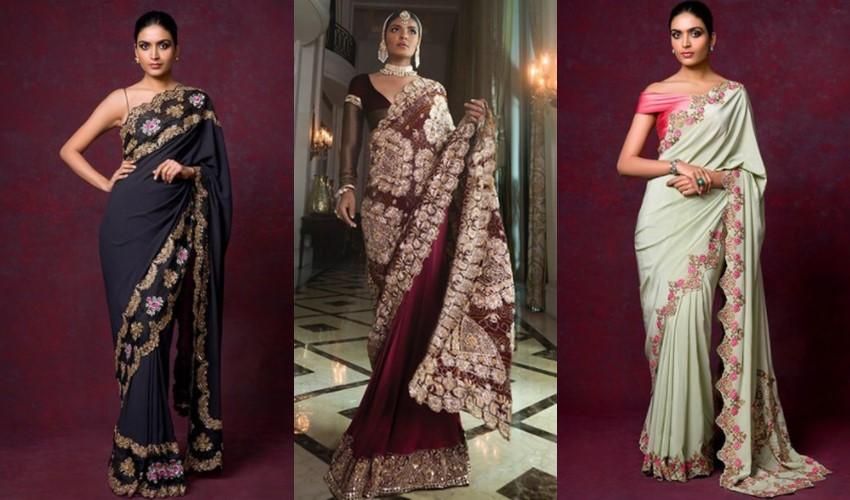 saree-trends-2021-ebroidered-cut-work-shyamal-bhumika-manish-malhotra