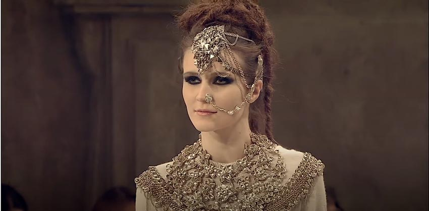 Cultural Appropriation in fashion Chanel's metiers d'art fashion show 2011
