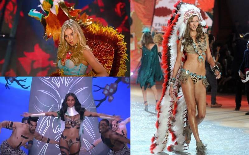 Cultural Appropriation Victoria's Secret shows