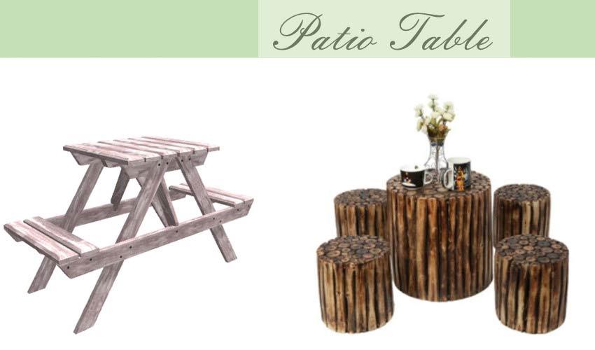 patio-table-diy-garden-project-ideas