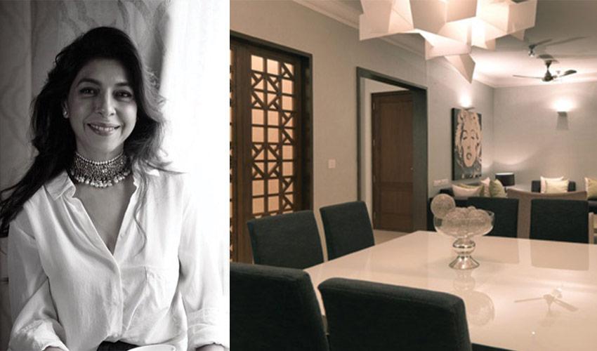 Prestige Bella Vista Designed by Anjum Jung top interior designer in India
