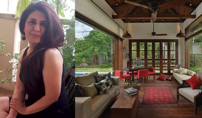Chattarpur Farmhouse Designed by Monica Khanna top interior designer in India