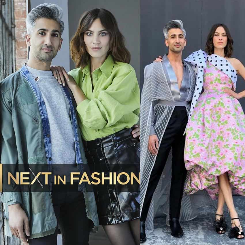 Next in Fashion - reality tv show