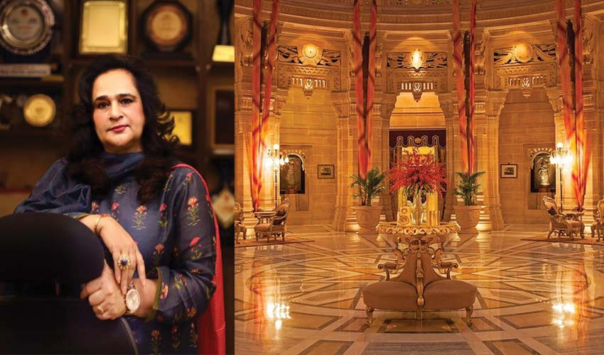 Umaid Bhavan Palace Designed by Payal Kapoor top interior designer in India