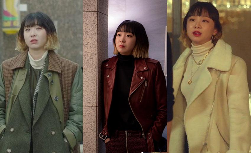 best punk K-dramas fashion outfits
