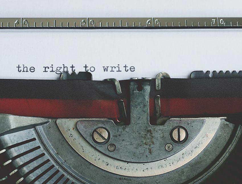 right to write journalist license pci