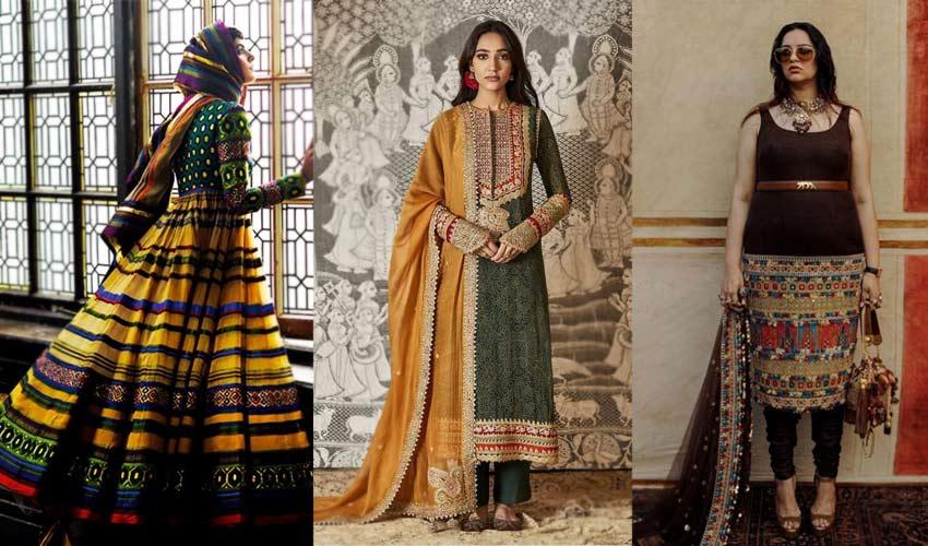 latest-indian-suit-trend-multi-colored-borders-Abu-Jani-and-Sandeep-Khos...