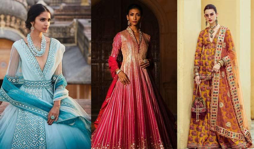 latest-indian-suit-trend-plunging-v-necklines-Tarun-Tahiliani-Reynu-Taan...