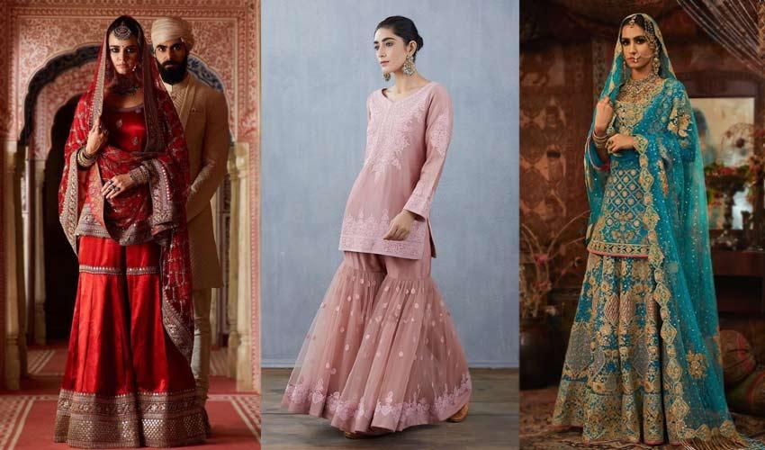 latest-indian-suit-trend-shararas-and-ghararas-Sabyasachi-Mukherjee-Tora...