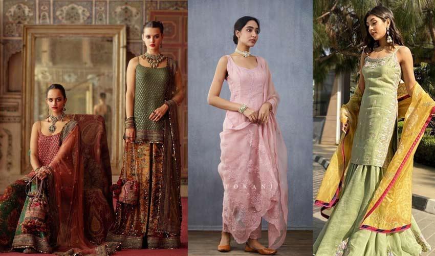 latest-indian-suit-trend-strappy-kurta-suits-Sabyasachi-Mukherjee-Torani...