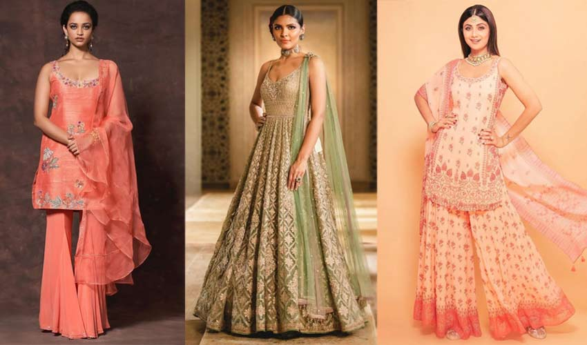 latest-indian-suit-trend-strappy-kurta-suits-Shyamal-and-Bhumika-Tarun-T...