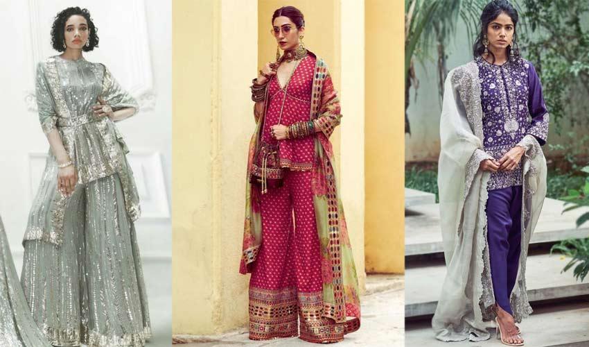 latest-indian-suit-trend-very-short-kurtas-Manish-Malhotra-Sabyasachi-Mu...