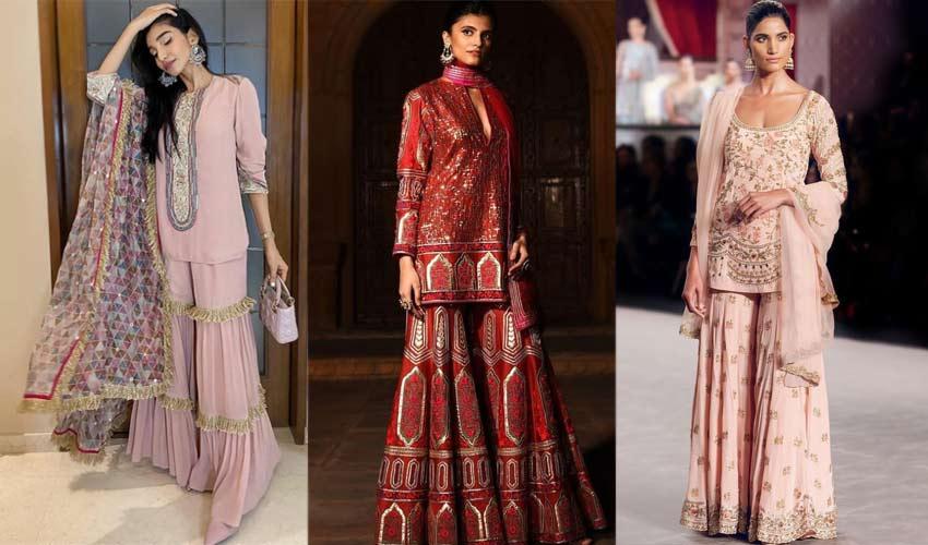 latest-indian-suit-trend-very-short-kurtas-Payal-Singhal-Reynu-Taandon-S...