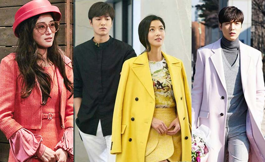 fashion in best K-dramas legend of the blue sea
