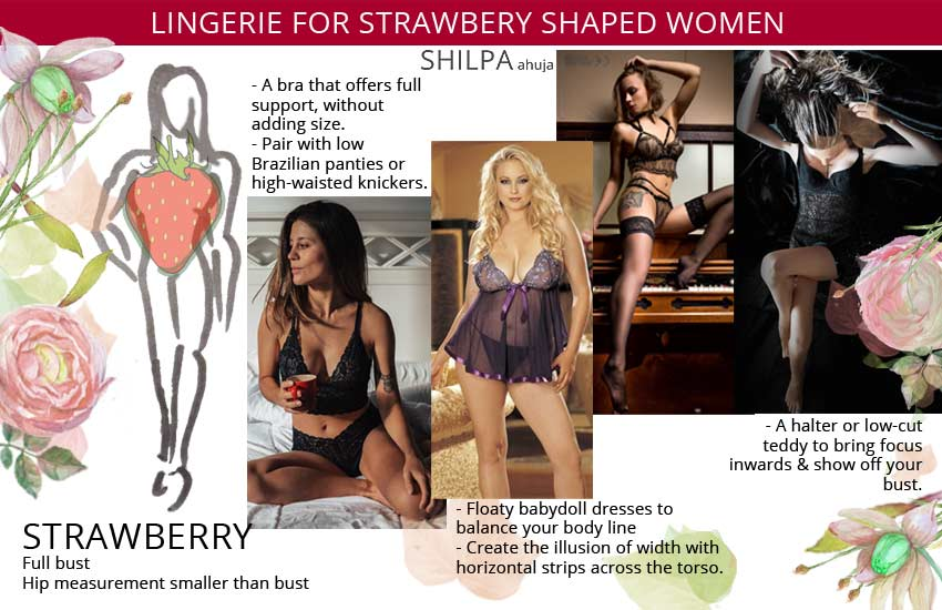 lingerie-strawberry-shaped-body-type-women