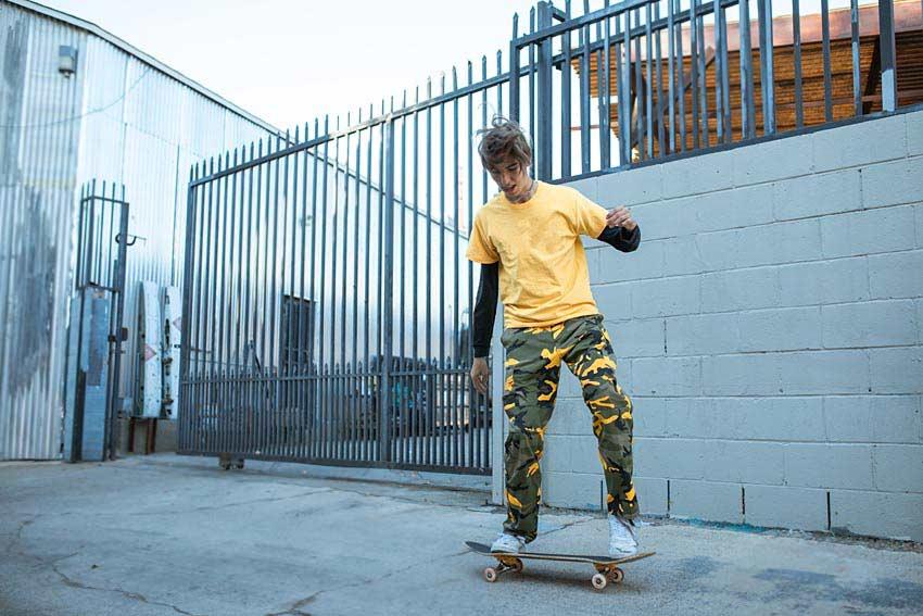 Skater style - skateboard culture