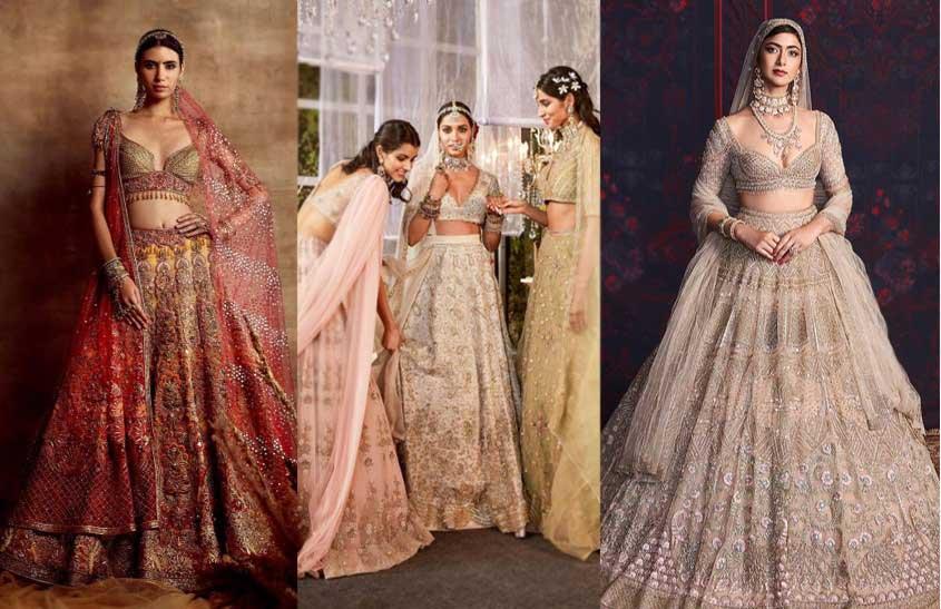 Plunging-Necklines-indian-bridal-fashion-trends-tarun-tahilani-ridhi-mehra-falguni-shane-peacock