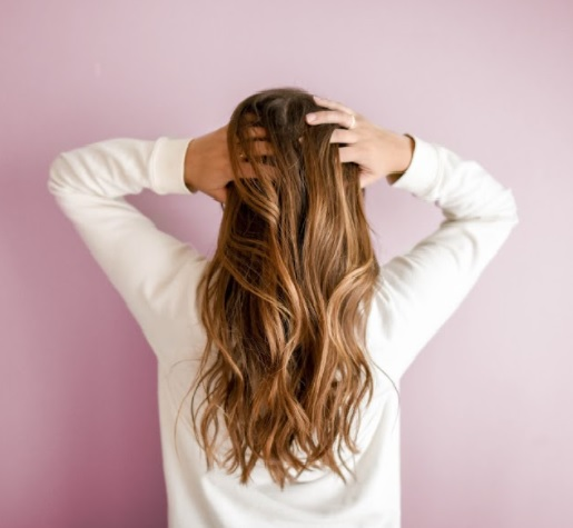 golden brown hair color for first timers