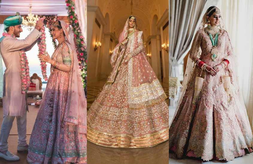shades-pink-indian-bridal-fashion-trends-anita-dongre-manish-malhotra-Rimple-Harpreet-Narula